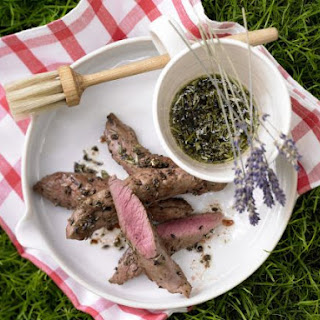 Marinated Lamb