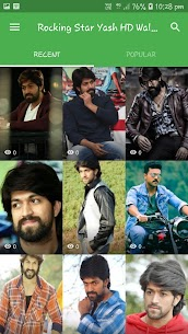 Rocking Star Yash HD Wallpaper 2019 2.0.0 Android APK Mod 2