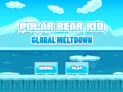 Polar Bear Kid : Global Melt- screenshot thumbnail