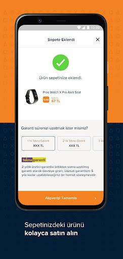 Teknosa screenshot 6