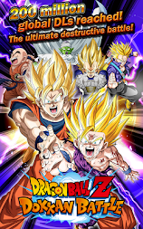 DRAGON BALL Z DOKKAN BATTLE APK screenshot thumbnail 1