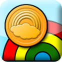 Happy Rainbow (Coin Pitch) icon