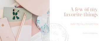 My Favorite Things - Facebook Cover Photo template