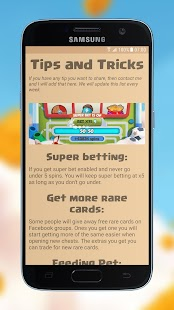 Daily Links & Guide for Coin Master Spins Screenshot