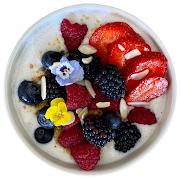 Almond & Oat Porridge