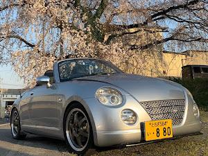コペン L880K 平成15年式(2004)0009546号機のカスタム事例画像 shinさんの2020年03月27日18:49の投稿