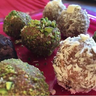 Easy Truffles Recipe - no bake