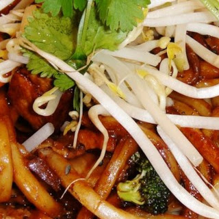 Japanese Pan Noodles.