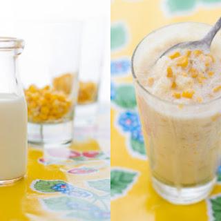 Maiz Con Hielo Recipe