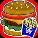 本日開店ハンバーガーショップ - Androidアプリ