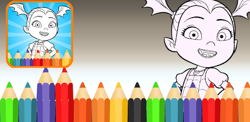 Coloring Pages For Vampirina for PC