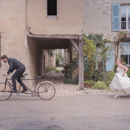 Wedding photographer Yann Theveniaud (yantzy). Photo of 30.09.2017