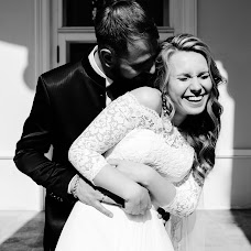 Wedding photographer Yuliya Smolyar (bjjjork). Photo of 22.07.2019