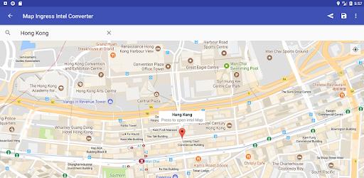 Map Ingress Intel Converter - Apps on Google Play
