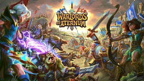 Screenshot 1 Warlords of Aternum 0.54.0 APK MOD