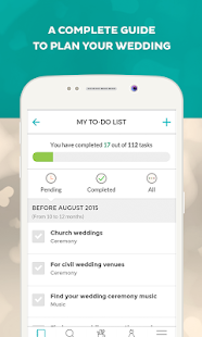 WeddingWire.co.uk- screenshot thumbnail