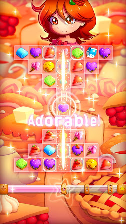 Yummy Story: match 3  game 1.0.122 screenshot 830355
