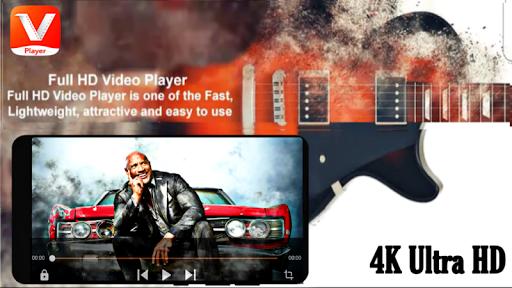 Video Player All Format - HD Video Player, VPlayer 1.0 screenshots 2