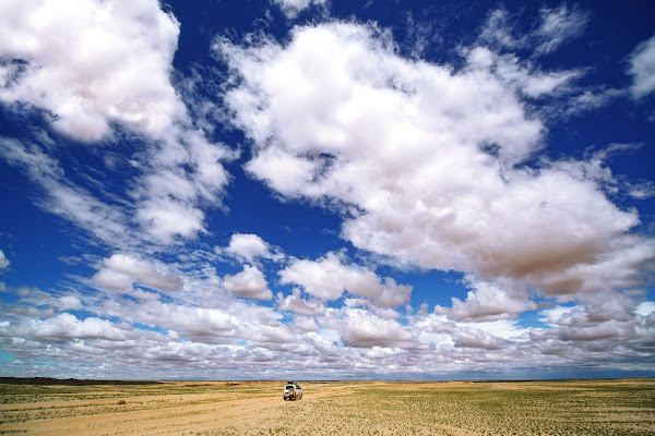 Endless land di Sergio Pandolfini