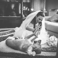 Wedding photographer Andrea Materia (materia). Photo of 10.11.2017