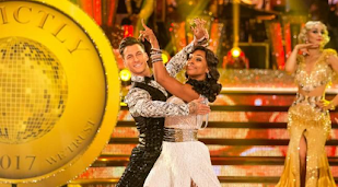 Alexandra Burke 'breaks down' over Strictly fake claims
