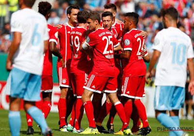 Le Bayern sans plusieurs joueurs importants pour la reprise