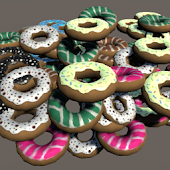 Donut factory part-time job