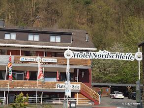 Photo: ...direkt neben der Einfahrt Breitscheid!