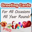 Greeting Cards App - Pro icon