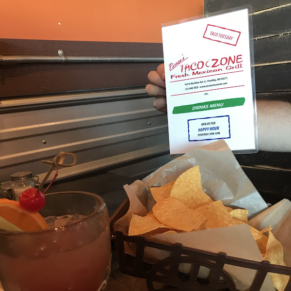 Photo from Picazo's Taco Zone