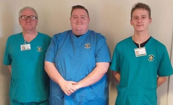 Call for more male homecare workers