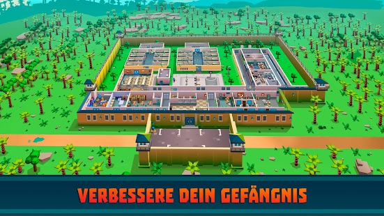 Prison Empire Tycoon – Idle Spiel Screenshot