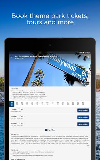 Travelocity Hotels & Flights 20.37.0 screenshots 15