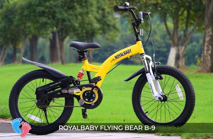 Xe đạp trẻ em Royal Baby Flying Bear b-9 6