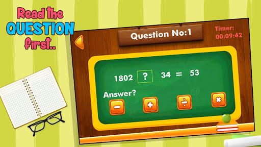 数学游戏:四则基本运算