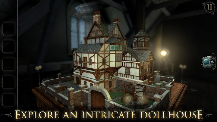 The Room: Old Sins Android App Screenshot