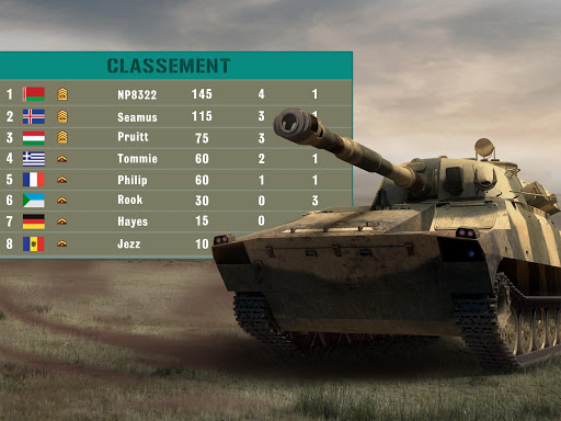 War Machines: Jeux de Guerre de Tank Gratuit  screenshots 5