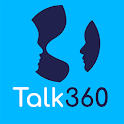Talk360 – International Calling App icon