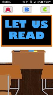 Let Us Read - náhled