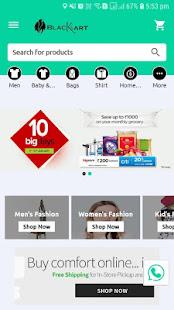 Download Blackkart For PC Windows and Mac apk screenshot 1