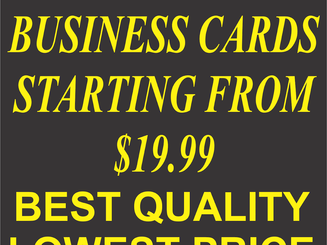 Focus printing calgary printing services business cards updates reheart Choice Image