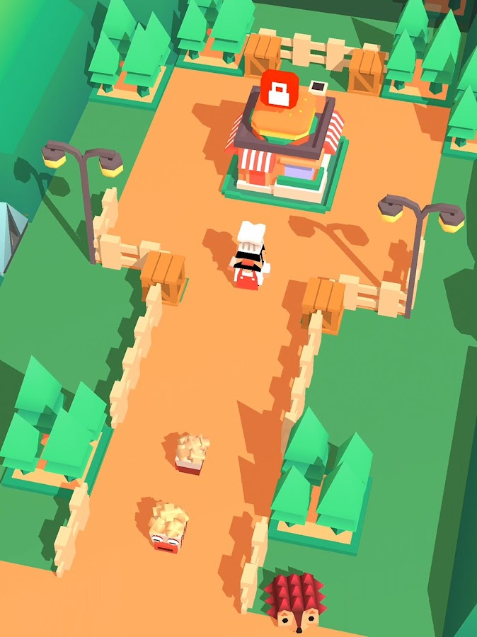 Food Conga- screenshot