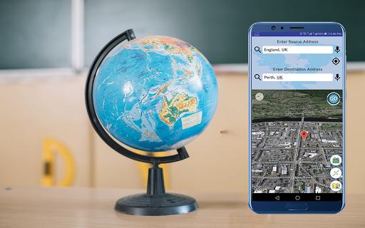 GPS Map Route Traffic Navigation 1.2 Screenshots 7