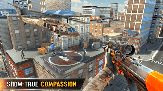 Download New Sniper Shooter Apk – Free offline 3D shooting games 5