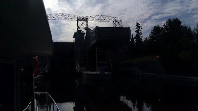 Photo: Kirkfield Lift Lock.