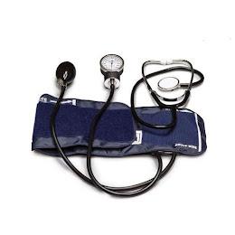 Tensiometru manual + Stetoscop