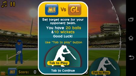 World Cricket: I.P.L T20 2016 0.1.2 screenshot 1181993