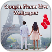 Couple Name Live Wallpaper