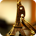 Mini Eiffel Tower Wallpaper icon