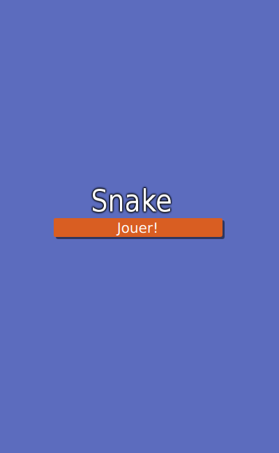 Snake by dupot.org – Capture d'écran